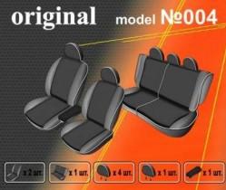 EMC-Elegant Чехлы на сидения Volkswagen Caddy 5 мест с 2004-10 г