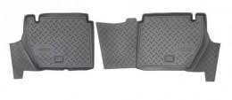 Unidec Коврики салонные для Citroen Berlingo (B9) (2008) (зад.,5 дв.) Peugeot Partner Tepee (B9) (2008) (зад.,5 дв.)