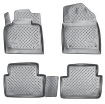 Коврики салонные для Citroen C5 (X7) (2008) Unidec
