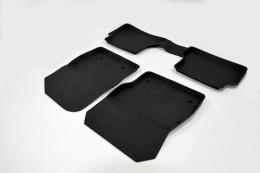 Резиновые коврики в салон Ford Focus II (05-11)