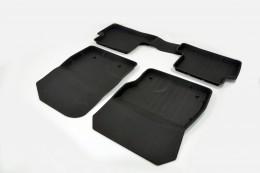 Резиновые коврики в салон Ford Focus III (11-) СРТК