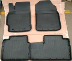 СРТК Резиновые коврики в салон Toyota Corolla (06-13)