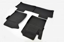 Резиновые коврики в салон УАЗ Патриот (13-)  СРТК