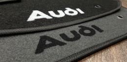 Коврики в салон Audi A6 (C4) (100) (1994-1997) ворсовые Concorde