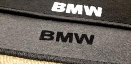 Коврики в салон BMW 5-серия (E-34) (1987-1996) ворсовые