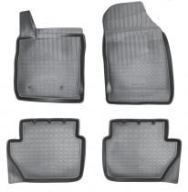 Unidec Коврики салонные для Ford EcoSport 3D (2014)