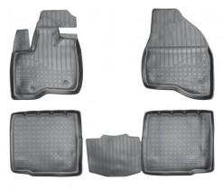 Unidec Коврики салонные для Ford Explorer (U502) (2010) (5 мест)