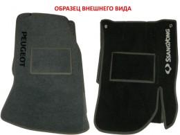 Коврики в салон Renault Symbol (2001-2007) ворсовые