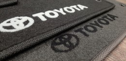Коврики в салон Toyota RAV4 (2006-2012) (европеец) ворсовые Concorde
