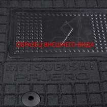 Hibrid Коврики в салон RENAULT Duster 2WD,4WD (2015>) (Евро. сборка)