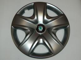 SKS 500 Колпаки для колес на Skoda R17 (Комплект 4 шт.)