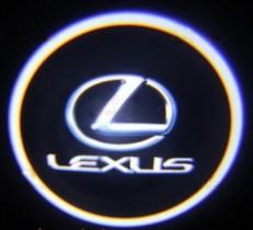 Проекция логотипа Lexus. Проводные проекторы 5Вт