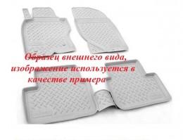 Ковры салонные для Kia Stinger 3D Серые