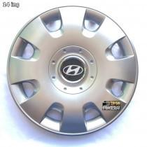 SKS 107 Колпаки для колес на Hyundai R13 (Комплект 4 шт.)