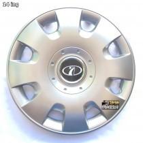 107 Колпаки для колес на ВАЗ R13 (Комплект 4 шт.) SKS