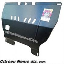 Citroen Nemo(2007-) (двс только дизель) ДВС+ КПП Zachita