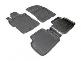 Коврики салонные для Honda Civic VIII (EU)FD1) (2006-2012) (4 двери)