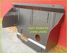 Fiat Ducato (1995-2006) (кроме 2,8) ДВС+КПП Zachita