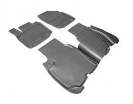 Unidec Коврики салонные для Honda Civic IX (EU)12) (2012) (5 дверей)
