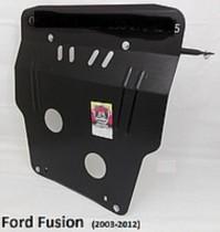 Ford Fusion (2003-2012) ДВС+КПП Zachita