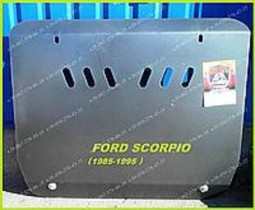 Zachita Ford Scorpio (1985-1995) ДВС+КПП