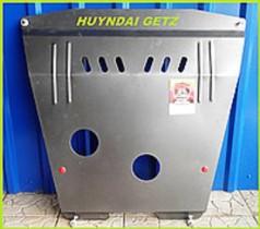 Hyundai Getz (2002-2010) ДВС+КПП Zachita