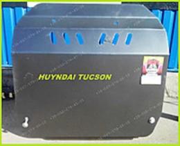 Zachita Hyundai Tucson  ДВС+КПП