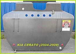 Kia Cerato 1 (2004-2009) ДВС+КПП Zachita