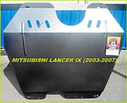 Mitsubishi Lancer IX (2003-2007)  ДВС+КПП Zachita