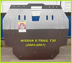 Nissan X-Trail Т30(2003-2007) ДВС + КПП Zachita