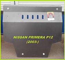 Nissan Primera P12 (2002-) ДВС + КПП Zachita