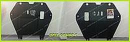 Opel Combo C (2001-2010) (кроме 1,7дт) ДВС + КПП Zachita