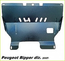 Peugeot Bipper Tepee (2007-) (двс только дизель) ДВС + КПП Zachita