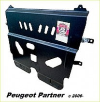 Zachita Peugeot Partner  2(2008-) (кроме двс евро 6) ДВС + КПП