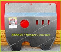 RENAULT Kangoo 1 (1997-) (V-Bcе) ДВС + КПП Zachita