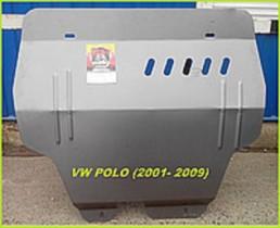 Zachita Volkswagen Polo (2001-2009) (кроме ДТ) ДВС+КПП