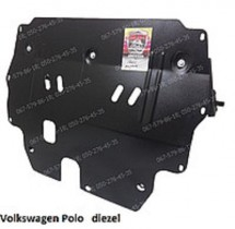 Volkswagen Polo (2001-) (ДТ) ДВС+КПП