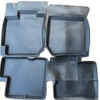ЗРТИ Резиновые глубокие коврики Renault Duster 2010-2015