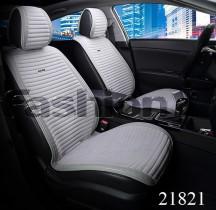 Накидка для сидений Monaco Front серый (передние)