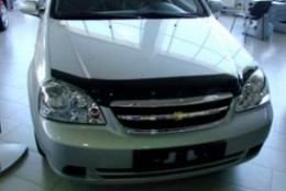 Sim Дефлектор капота Chevrolet Lacetti Sedan (2004-)4дв