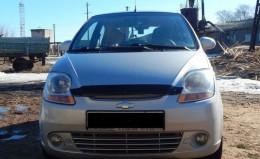 Дефлектор капота Chevrolet Spark (2005-)