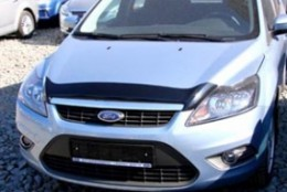 Дефлектор капота  Ford Focus (2008-2010)