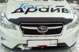 Sim Дефлектор капота Subaru Impreza (2011-) / XV (2012-)