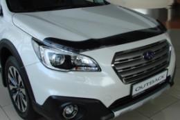 Sim Дефлектор капота Subaru Outback (2015-) /Legacy (2015-)