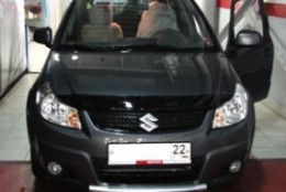 Sim Дефлектор капота Suzuki SX4 (2006-)