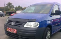 Дефлектор капота  Volkswagen Caddy (2004-2010)  Sim