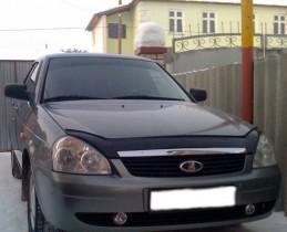 Sim Дефлектор капота    ВАЗ Приора (2007-)