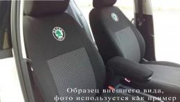 EMC-Elegant Чехлы на сидения Skoda Octavia  (5E) 2017– (раздельн)
