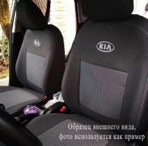 EMC-Elegant Чехлы на сидения Volkswagen Jetta c 2015 (Америка)
