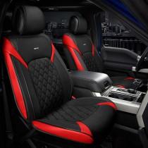 Накидка-чехол для сидений Sting красный (комплект) Fashion